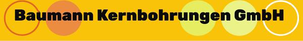 Baumann Kernbohrungen GmbH