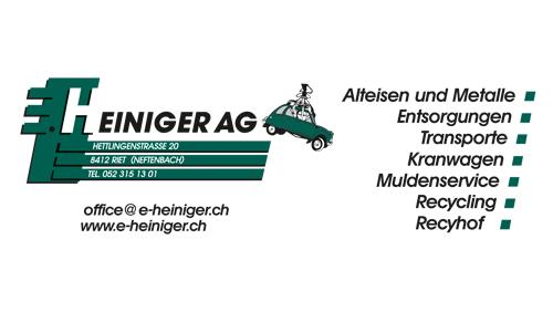 E. Heiniger AG