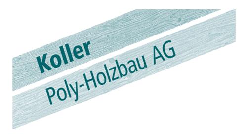 KOLLER Poly-Holzbau AG