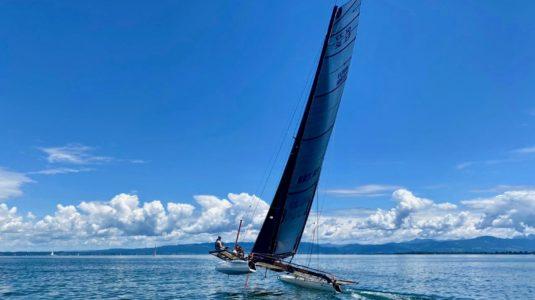 Formel 1 auf dem Wasser…Corona Rund Um 2020