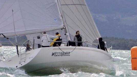 2. Platz für das Sailing Team bauen.ch